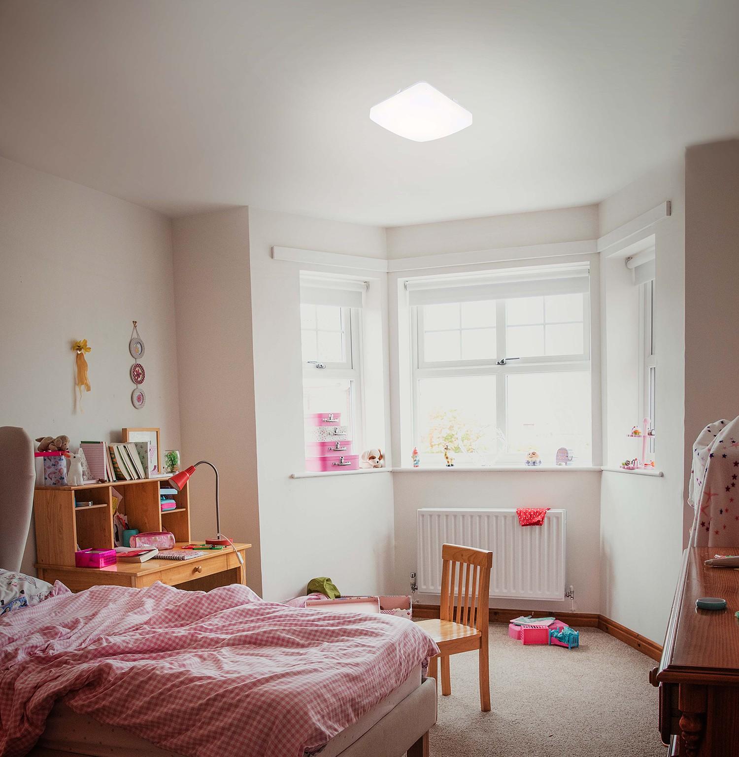 home24 LED-Deckenleuchte Marion