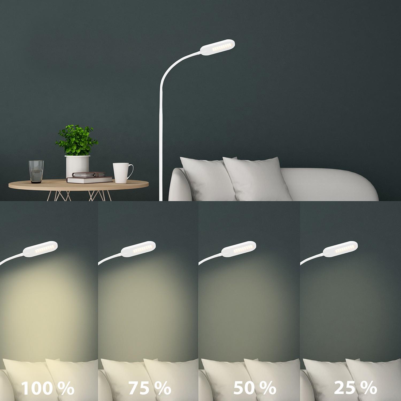 home24 LED-Stehleuchte Toni