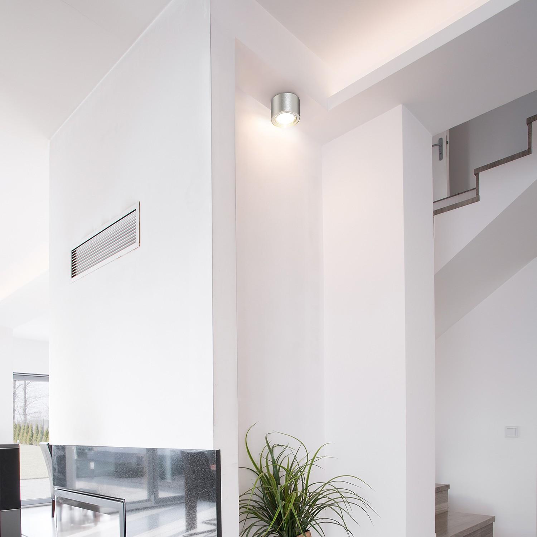 home24 LED-Deckenleuchte Fina