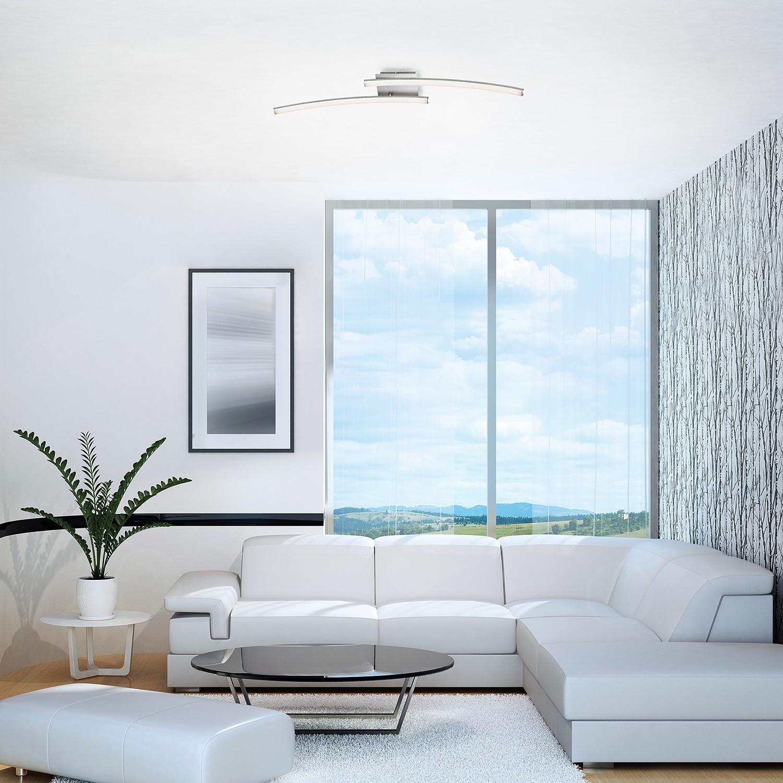 home24 LED-Deckenleuchte Leonie