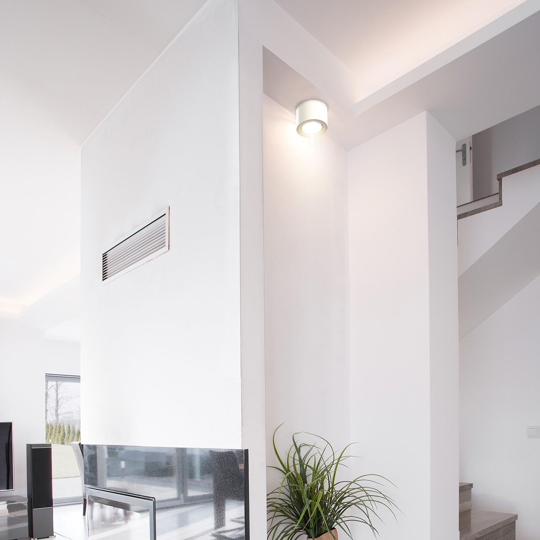 home24 LED-Deckenleuchte Philipp