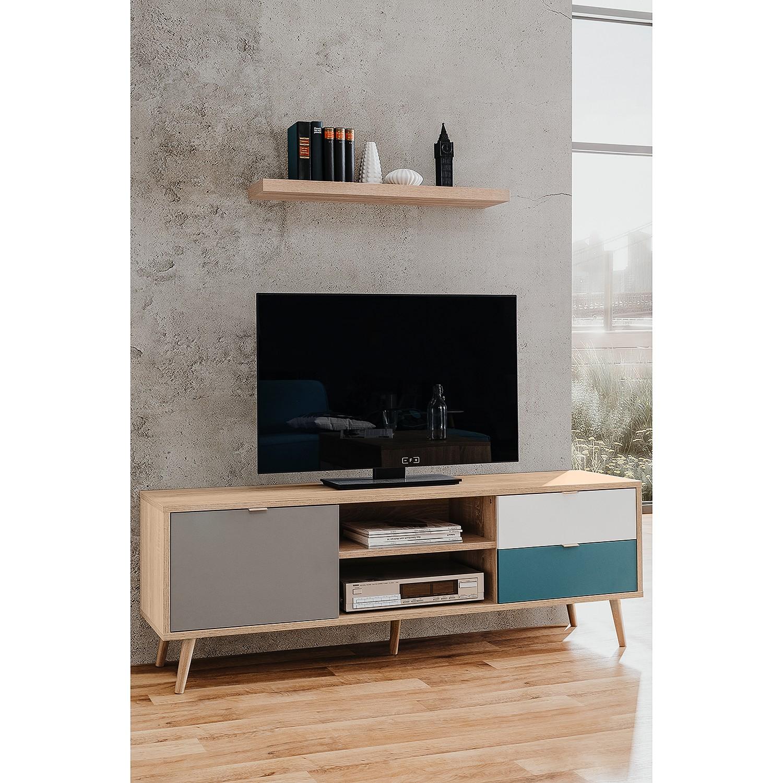 home24 TV-Lowboard Bibury