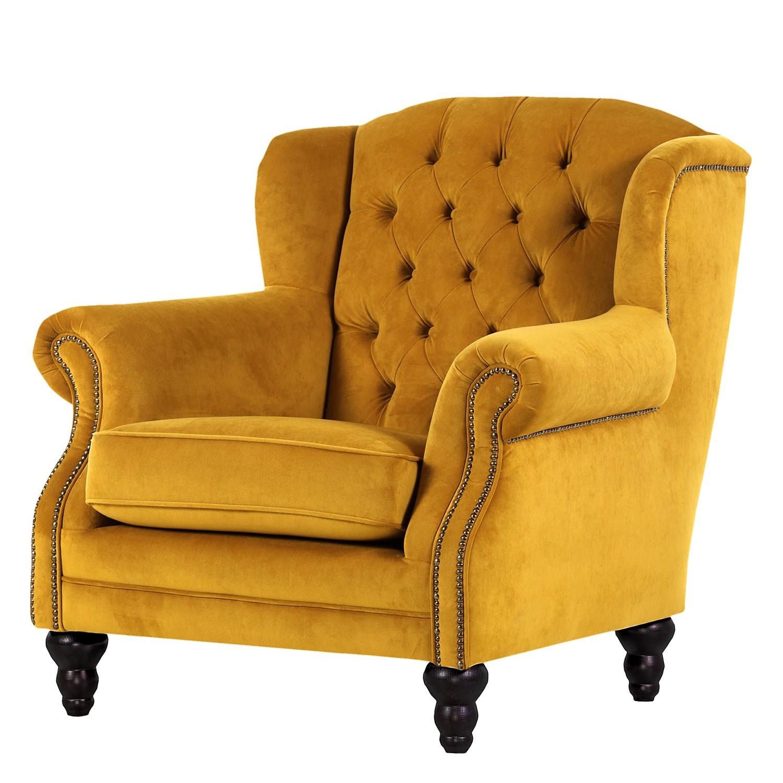 Home24 Oorfauteuil Jenner III, Ridgevalley meubels woonkamer