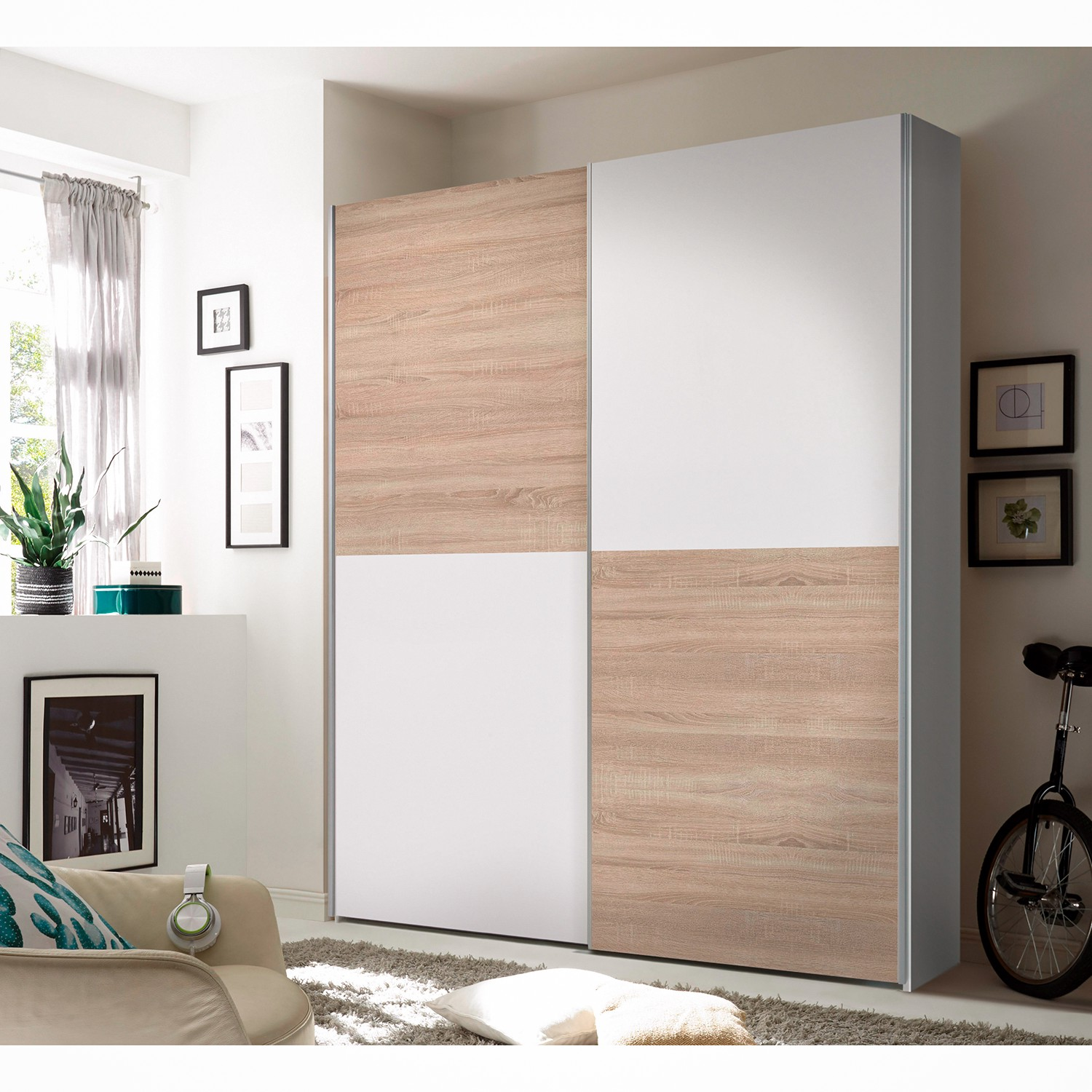 Armoire portes coulissantes Niceville II