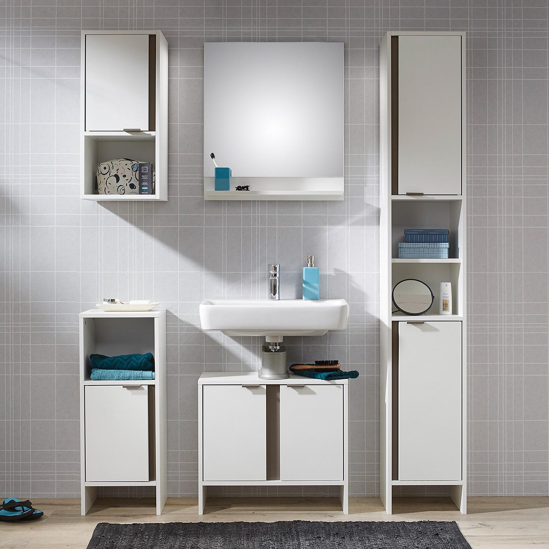 home24 Badezimmerset Ina II (5-teilig)