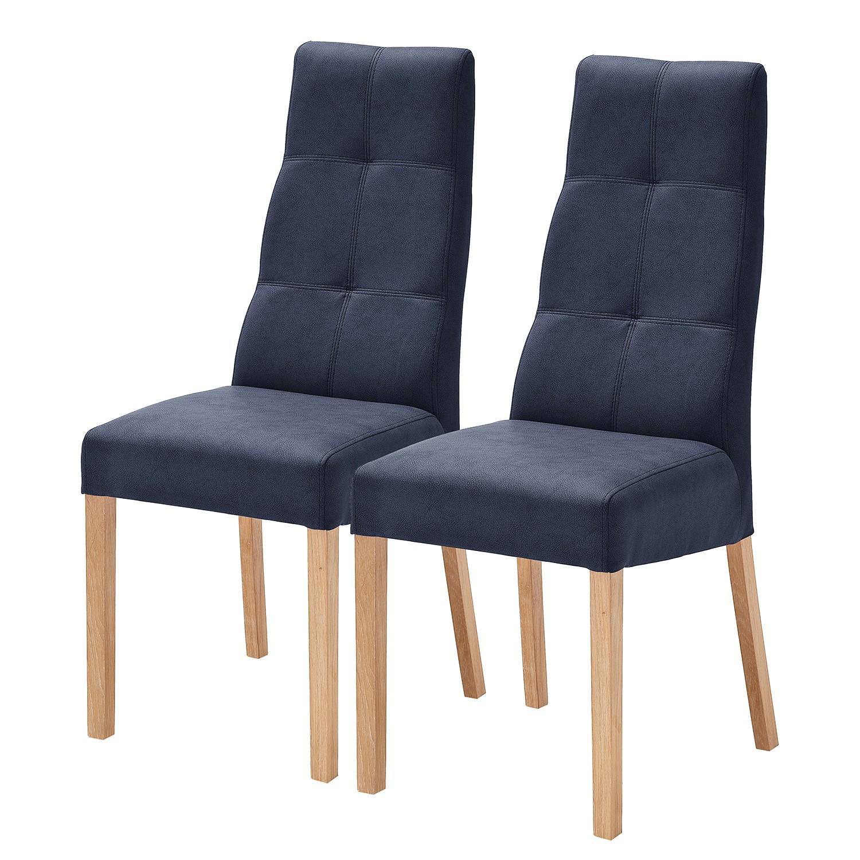 Home24 Gestoffeerde stoelen Paki (set van 2), home24