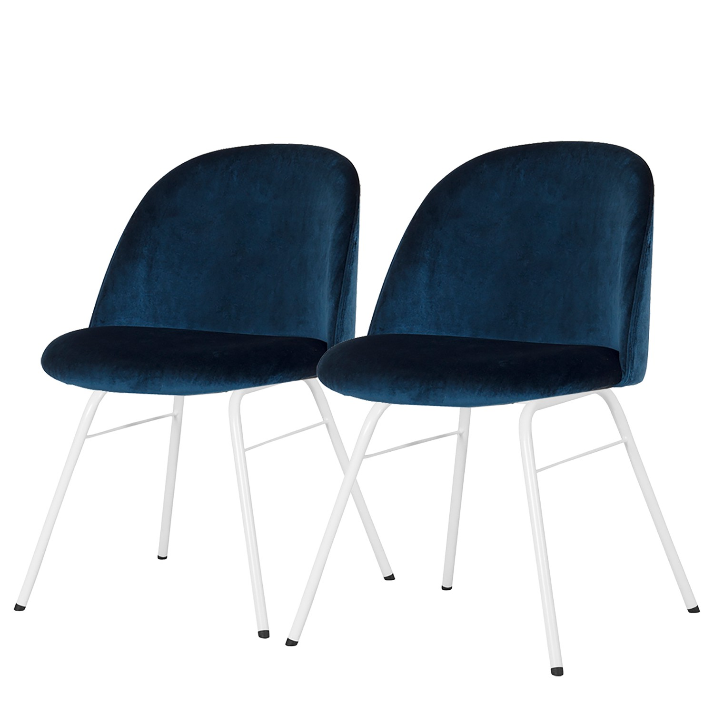 Home24 Gestoffeerde stoelen Ally I (set van 2), home24