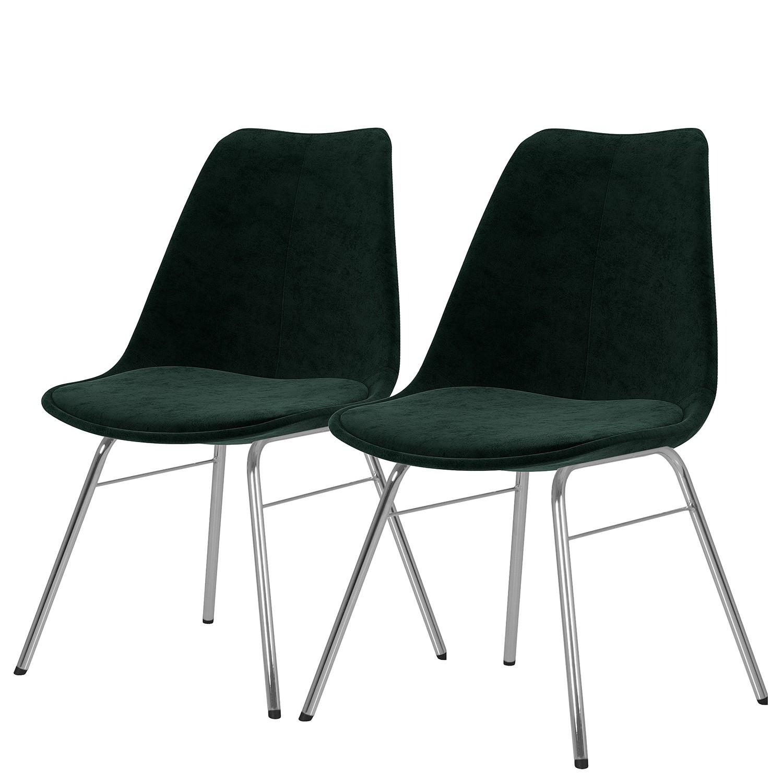 Home24 Gestoffeerde stoelen Gina I (set van 2), home24