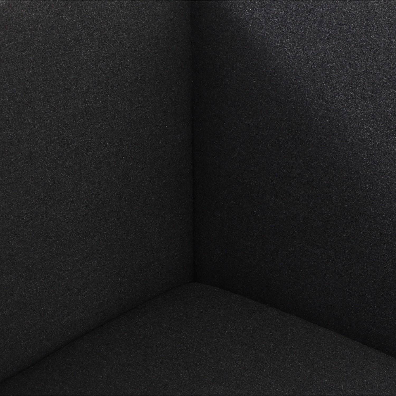 Loungegruppe Delano I (4-teilig) Kaufen Aluminium / Sunbrella - Anthrazit
