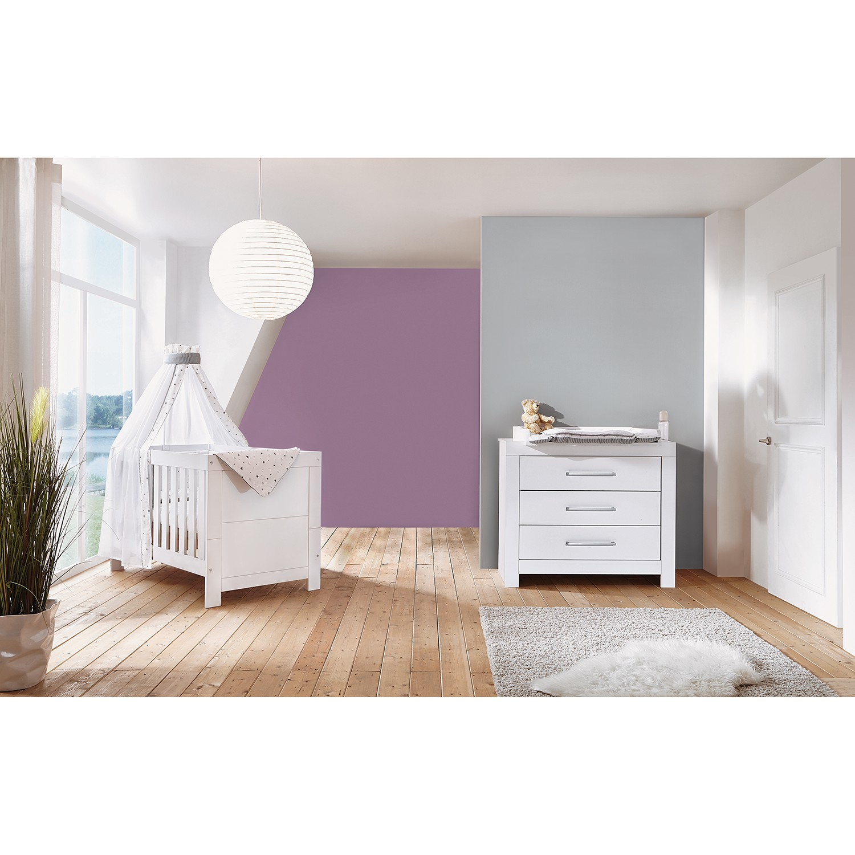 Kinderzimmer-Set Nordic White (2-teilig)