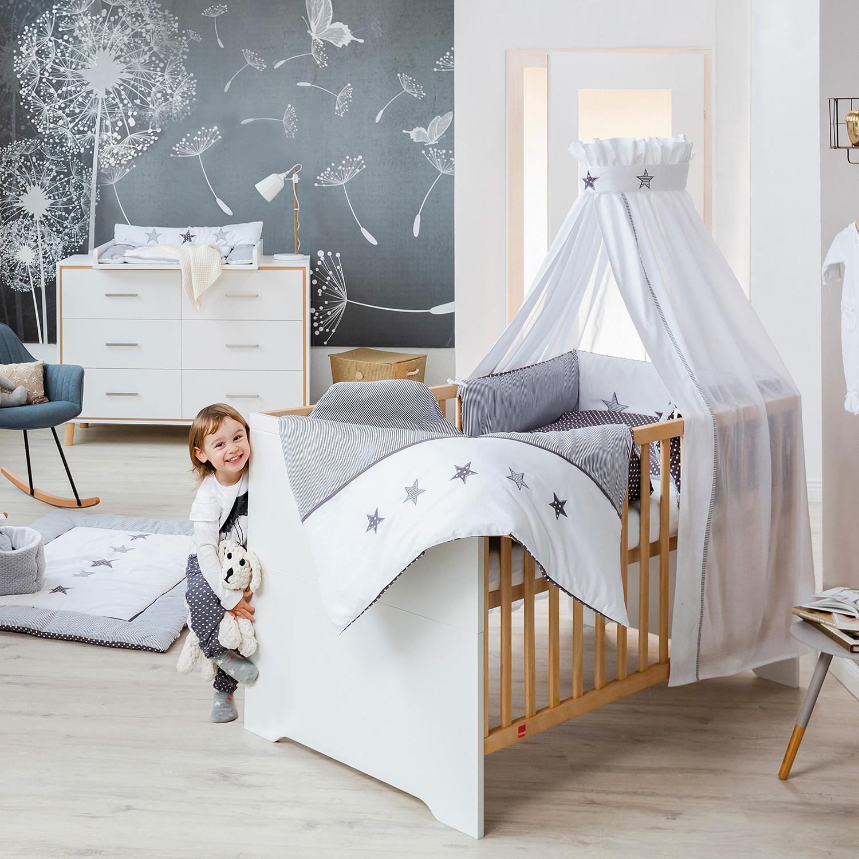 Kinderzimmer-Set Coco White (2-teilig)