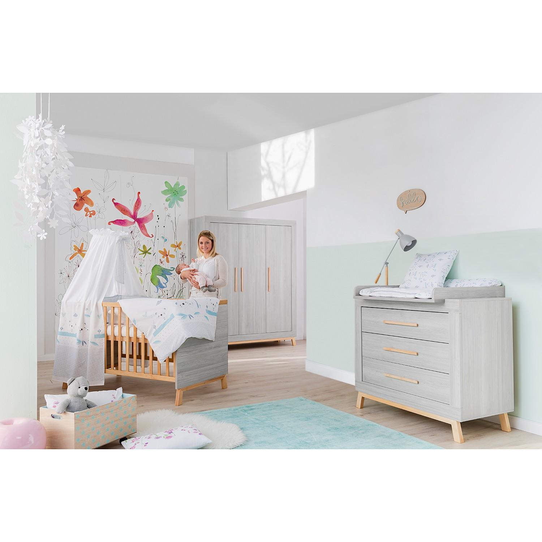 Kinderzimmer-Set Miami Grey (3-teilig)