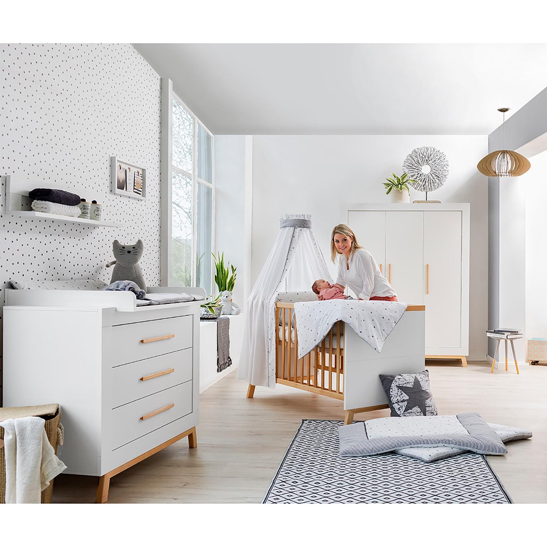 Kinderzimmer-Set Miami White II (3-tlg.)