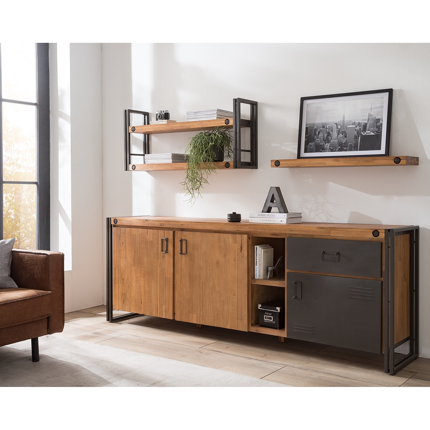 home24 Sideboard Manchester VI