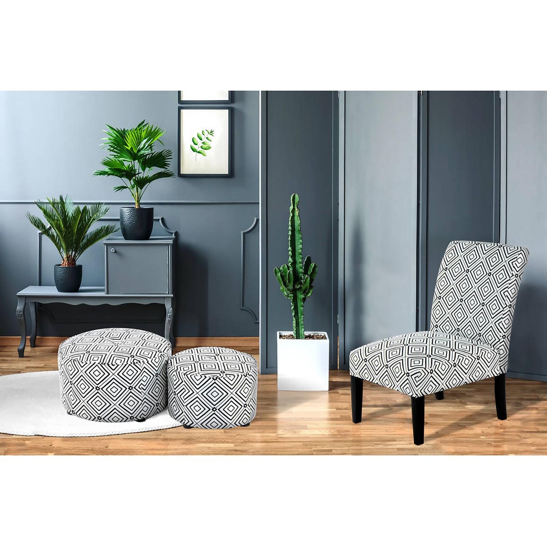 Home24 Gestoffeerde stoel Indira  III, home24