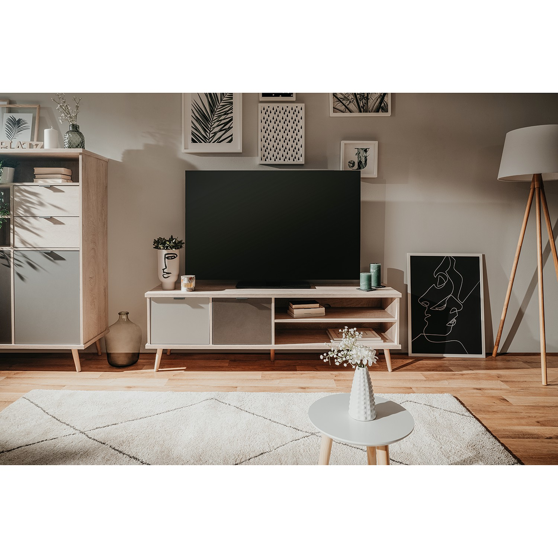home24 TV-Lowboard Elysian