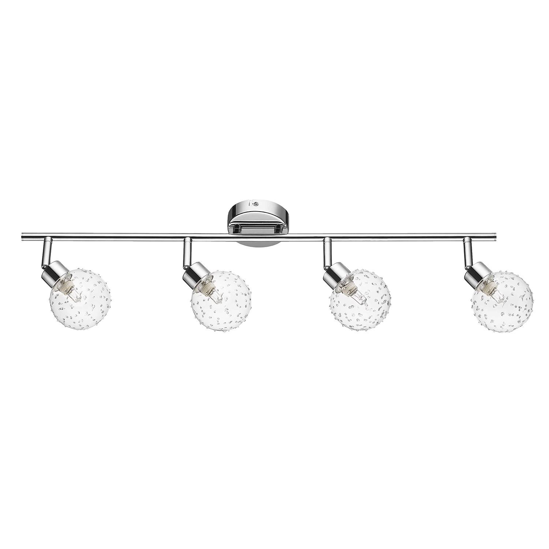home24 LED-Deckenleuchte Clear