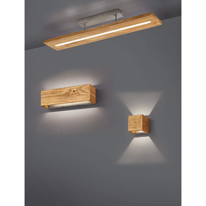 home24 LED-Deckenleuchte Brad