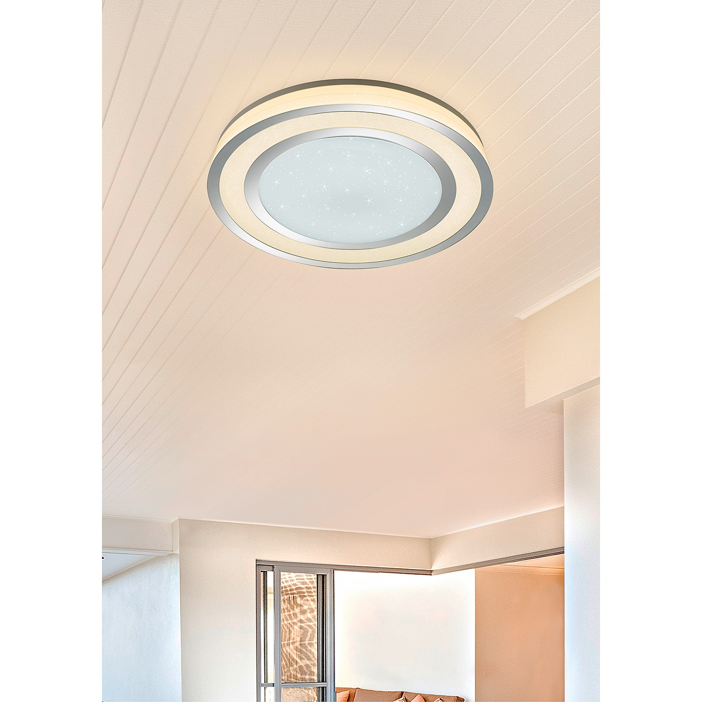home24 LED-Deckenleuchte Noriaki