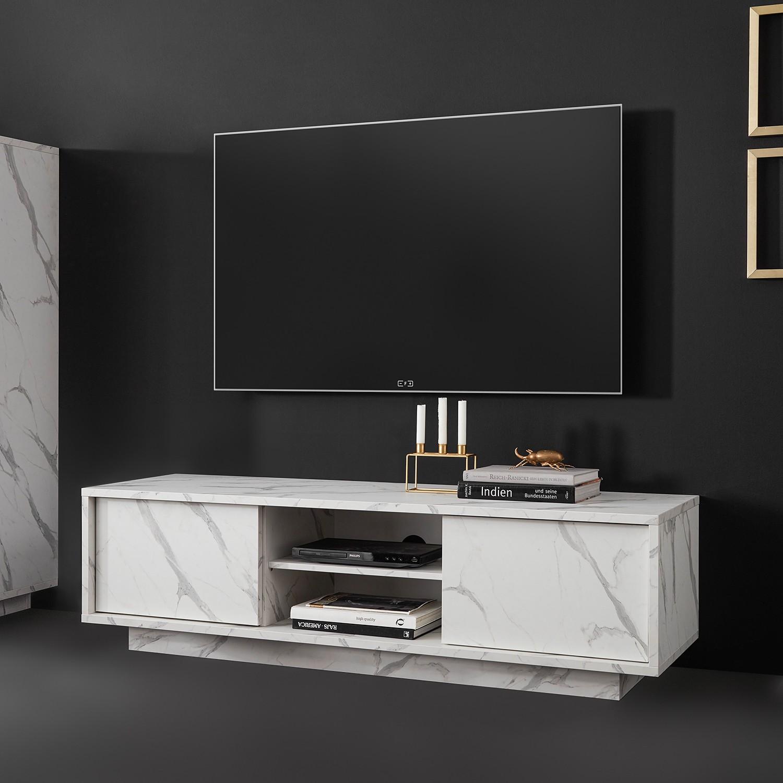 Meuble TV Carrara