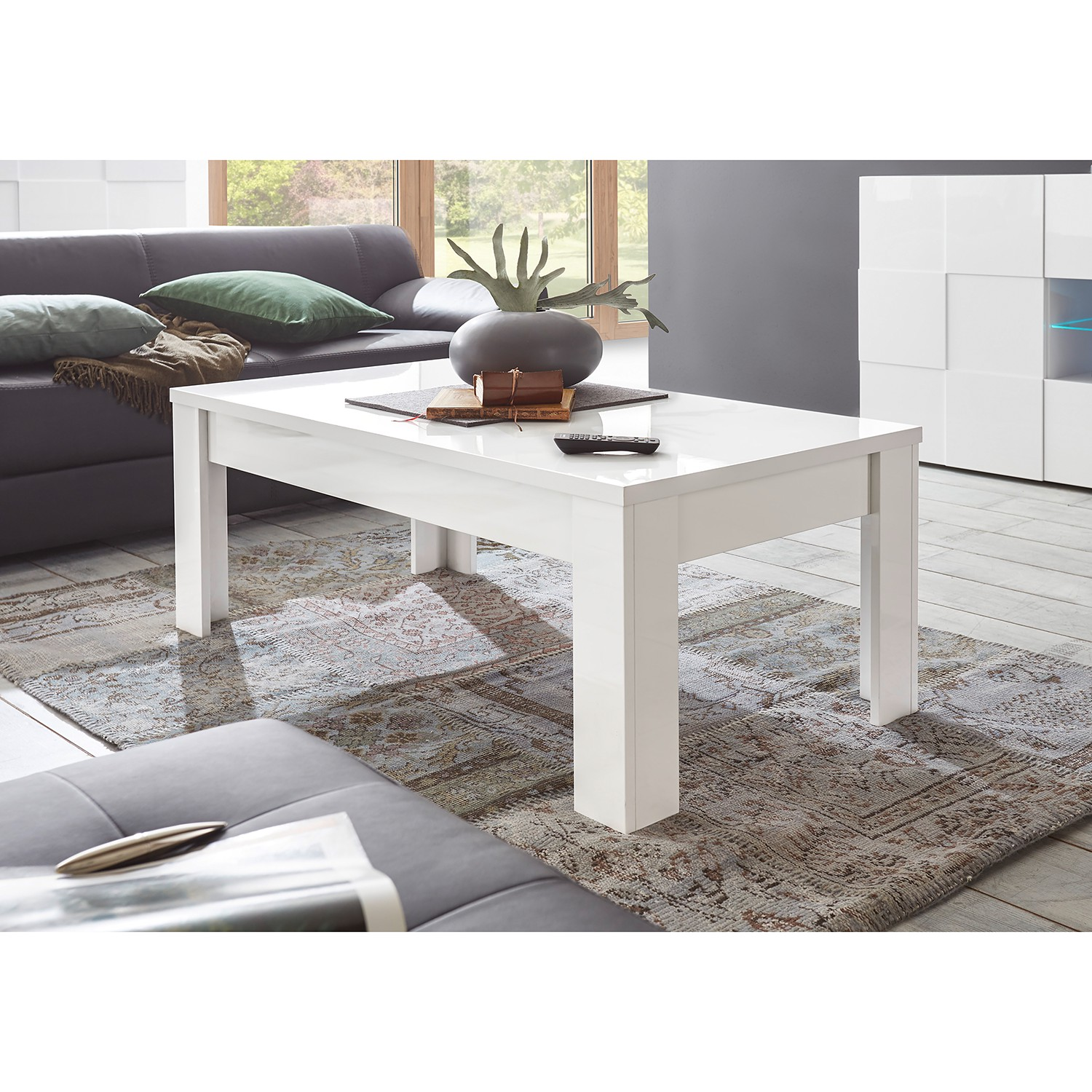 Table basse Ice