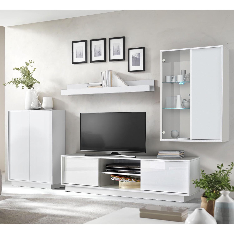 Ensemble meubles TV Ice (4 éléments)