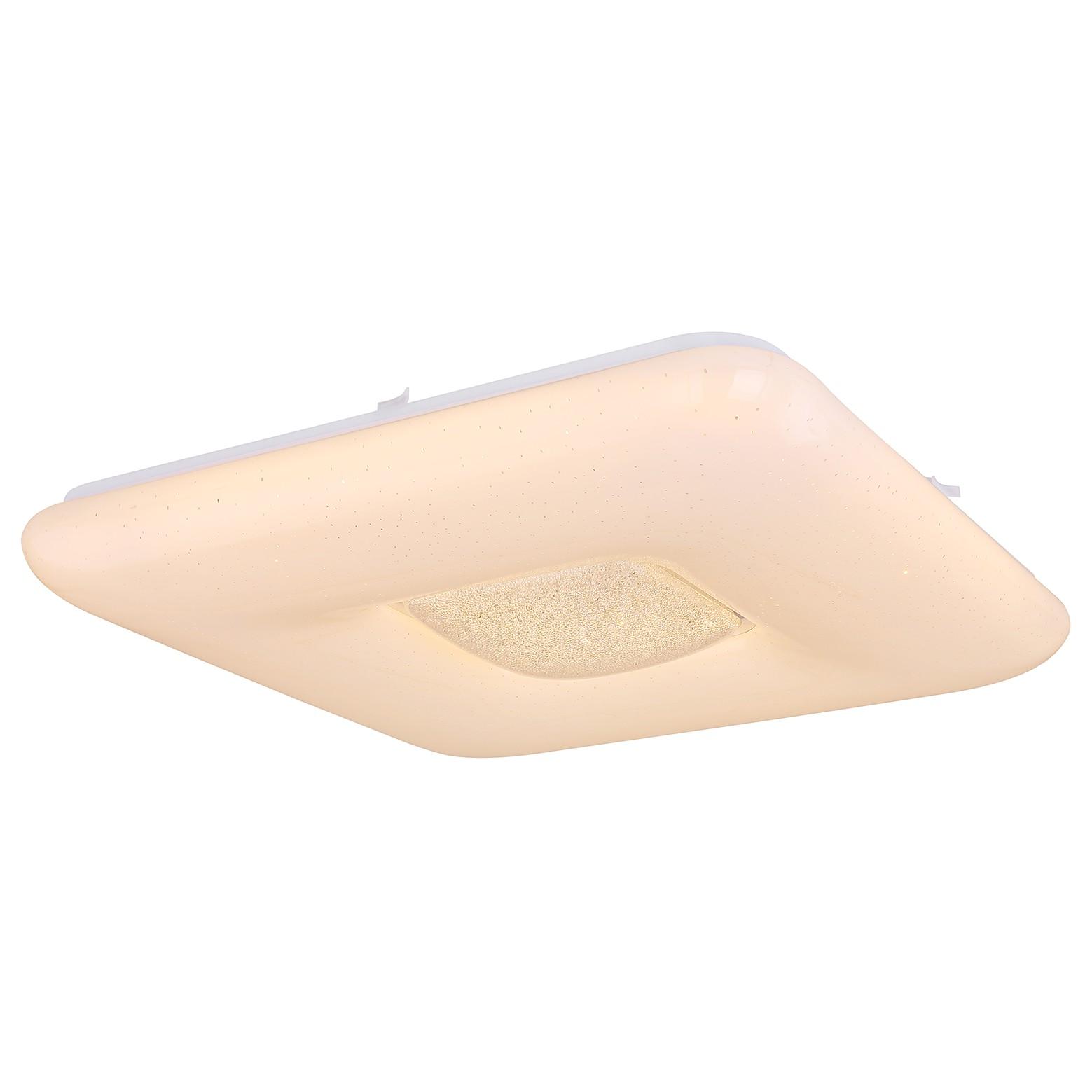 home24 LED-Deckenleuchte Trystan