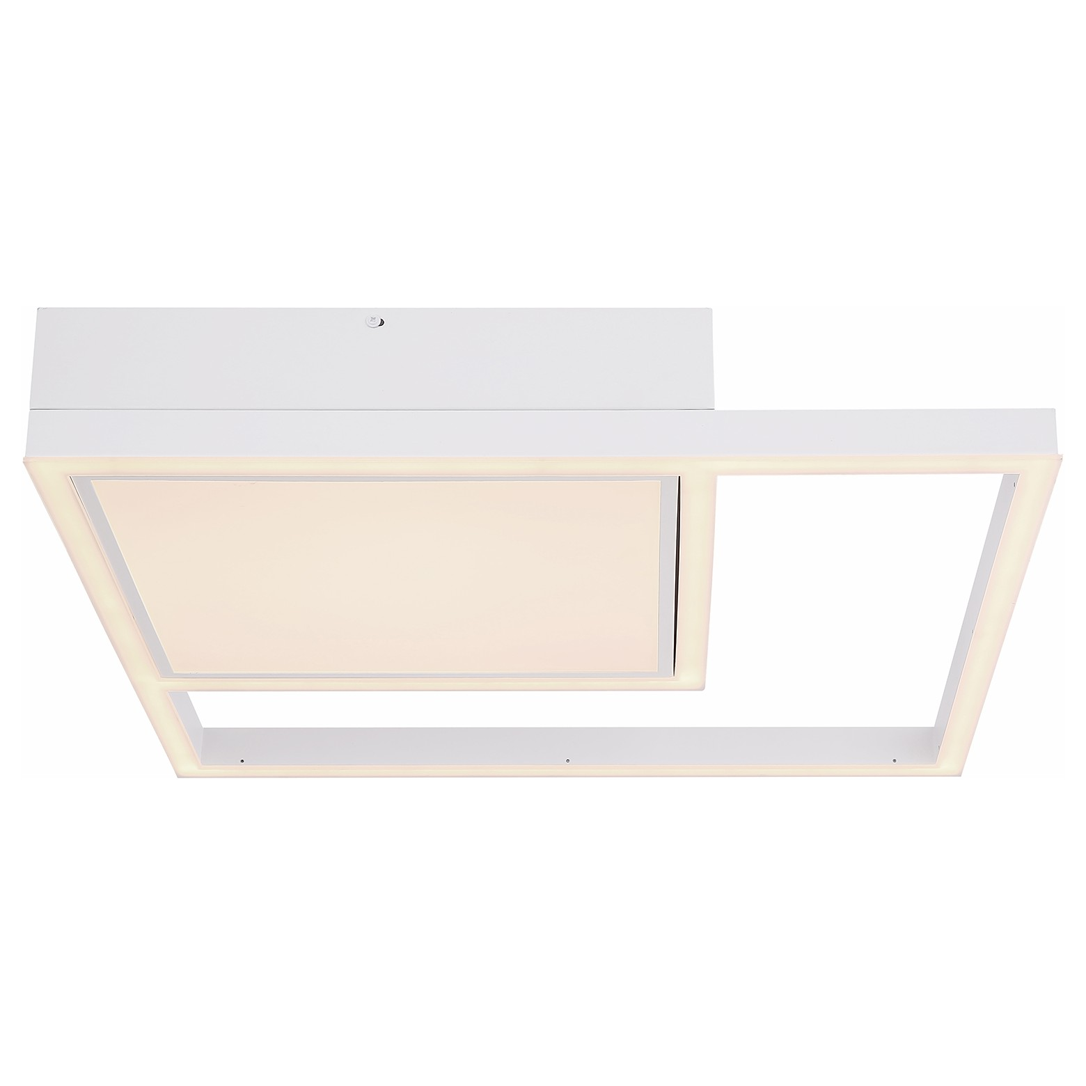 home24 LED-Deckenleuchte Squares I