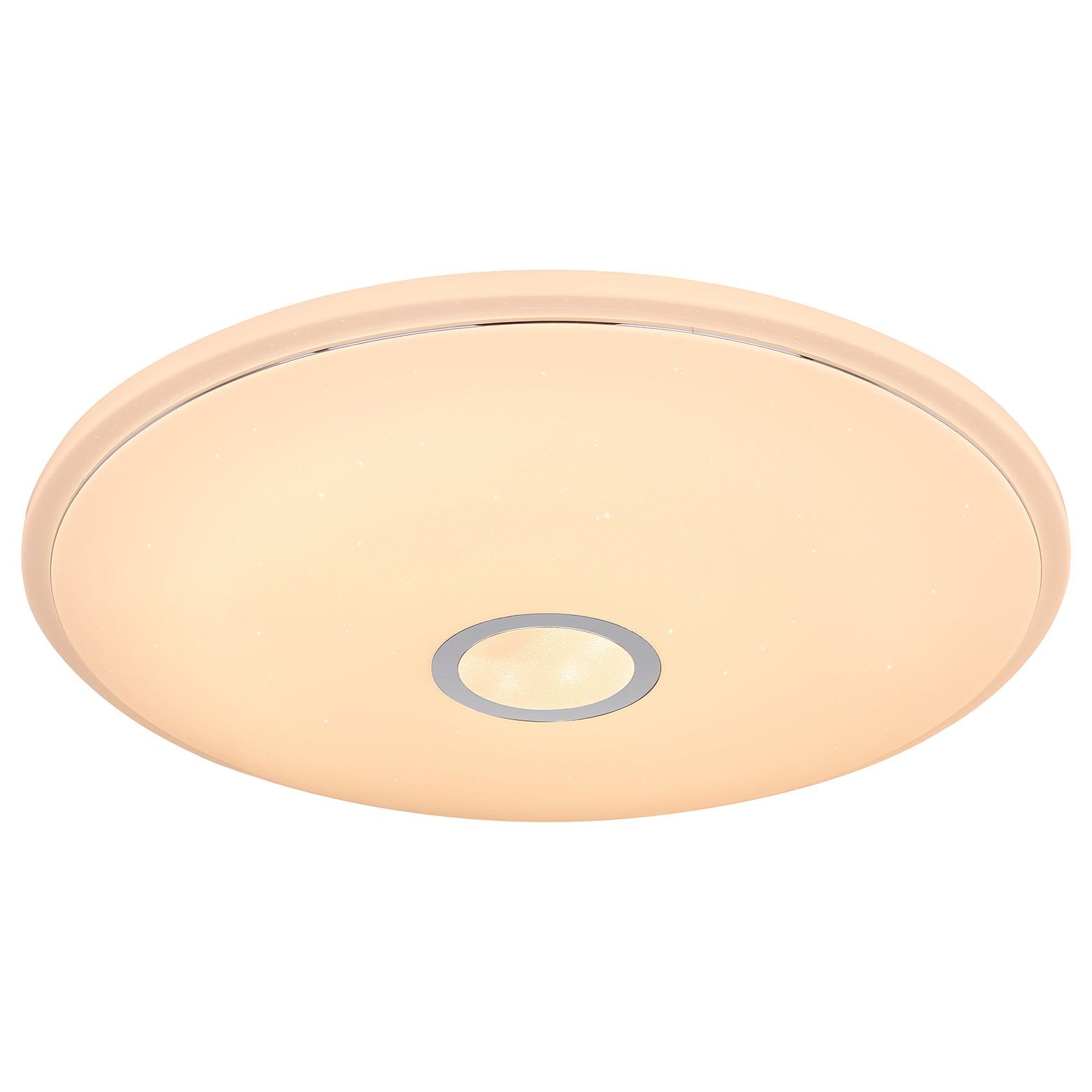 home24 LED-Deckenleuchte Lamon