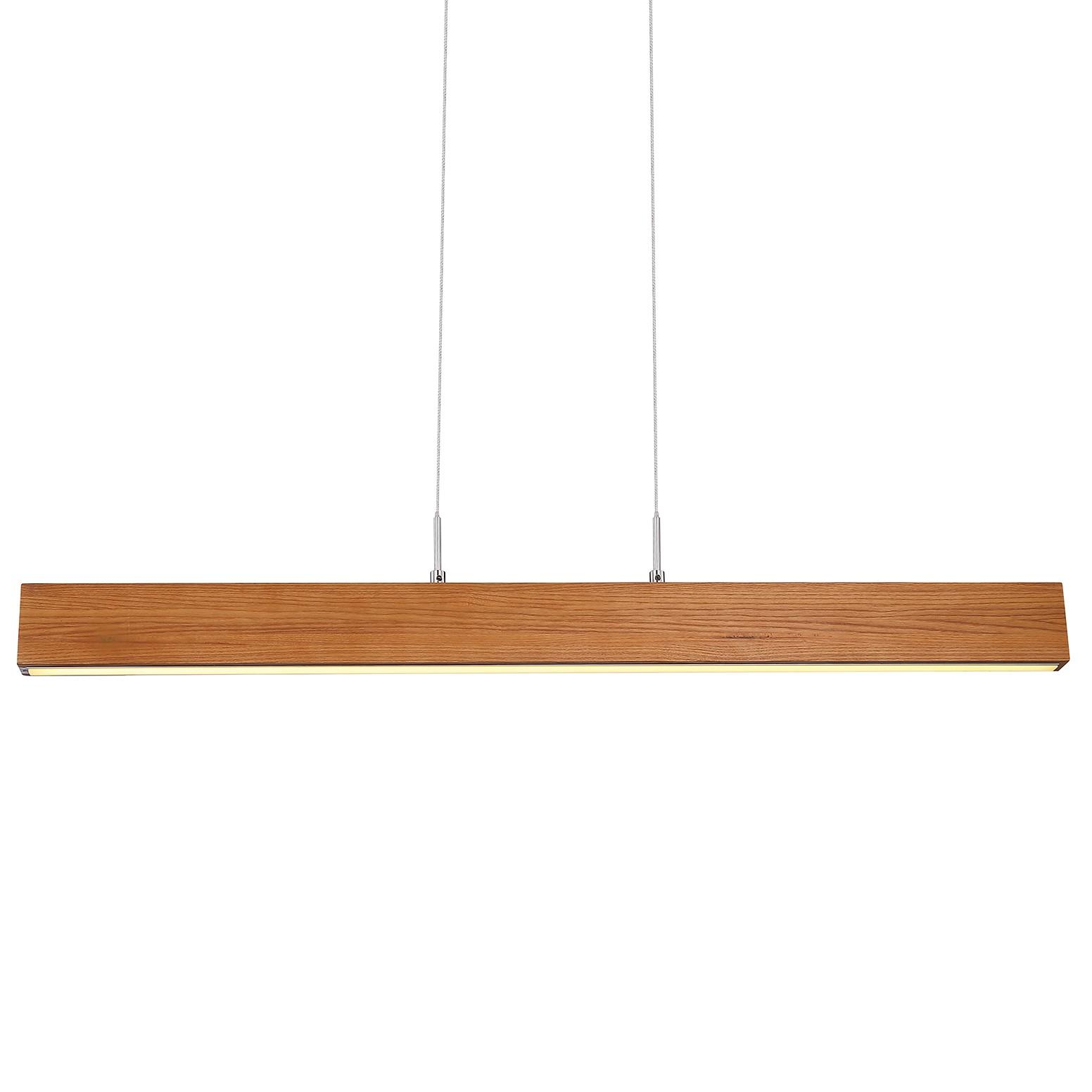 home24 LED-Pendelleuchte Molino I