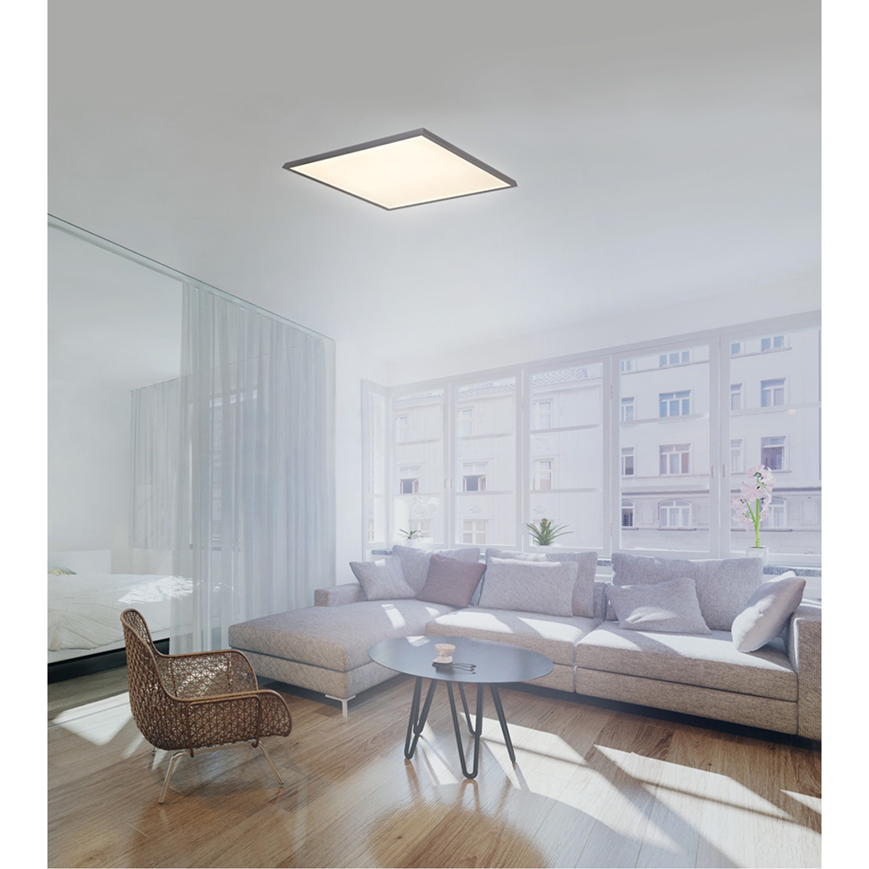 home24 LED-Deckenleuchte Alegre I