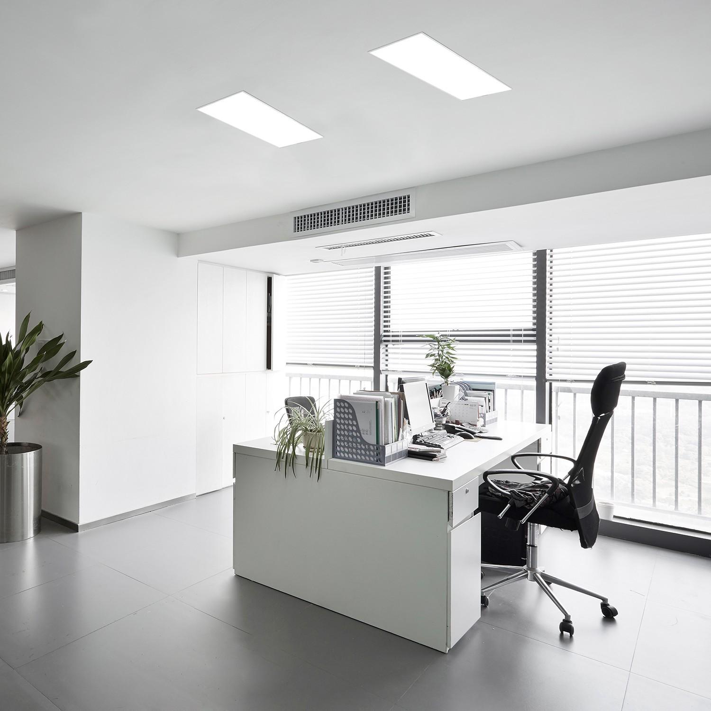 home24 LED-Deckenleuchte Carente