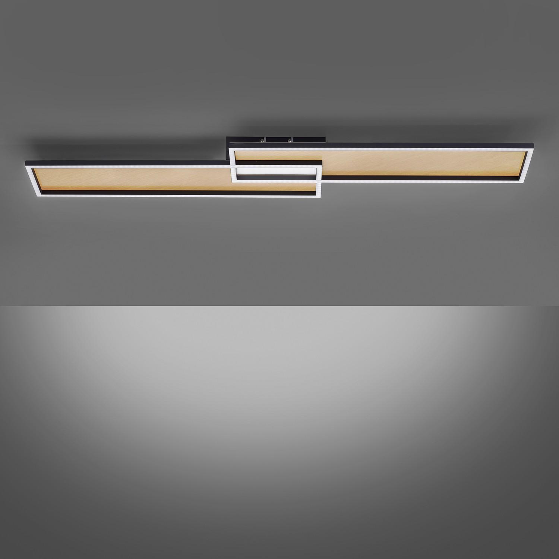 home24 LED-Deckenleuchte Amara I