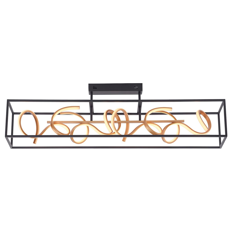 home24 LED-Deckenleuchte Selina