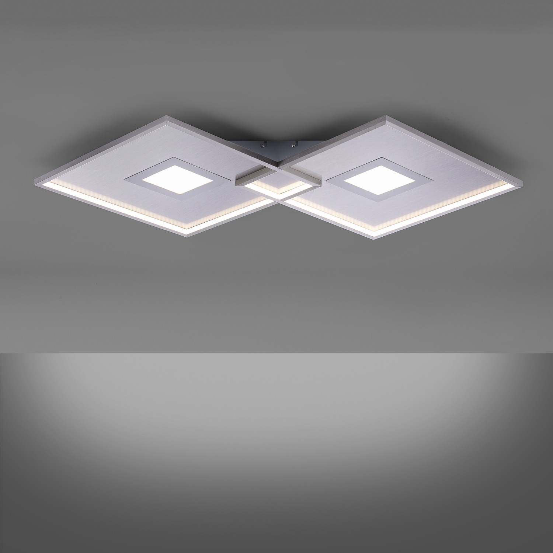 home24 LED-Deckenleuchte Amara IV