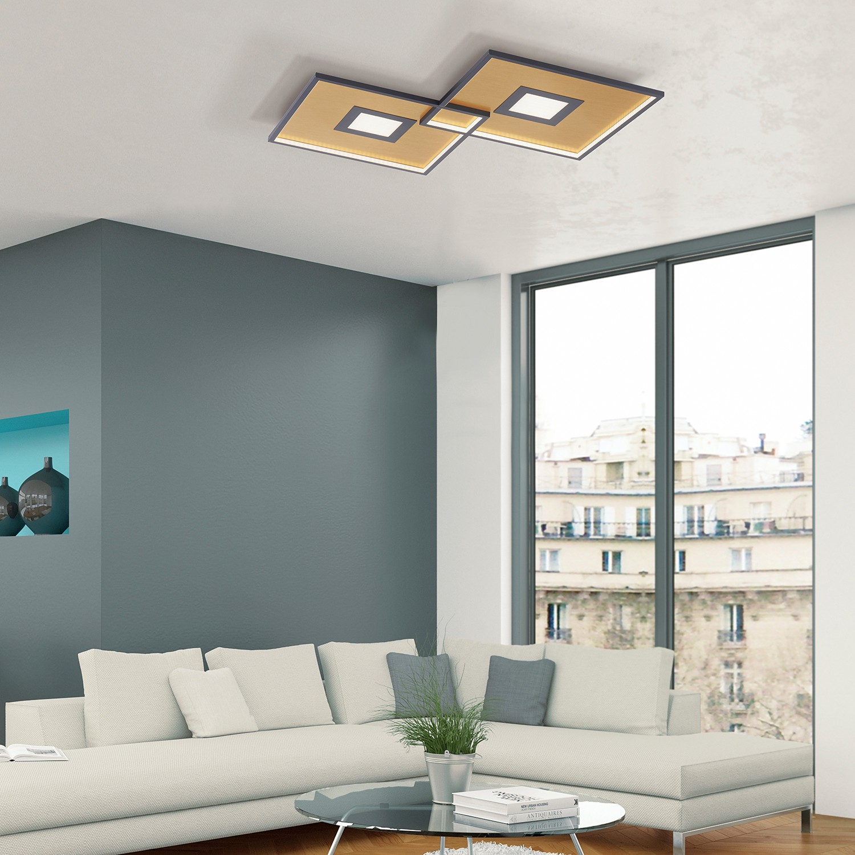 home24 LED-Deckenleuchte Amara III
