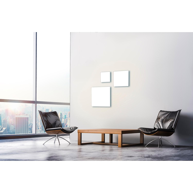 home24 LED-Deckenleuchte Canvas III
