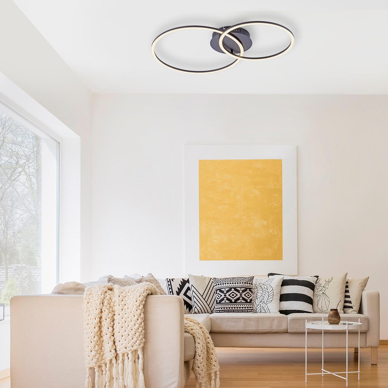 home24 LED-Deckenleuchte Ivanka I