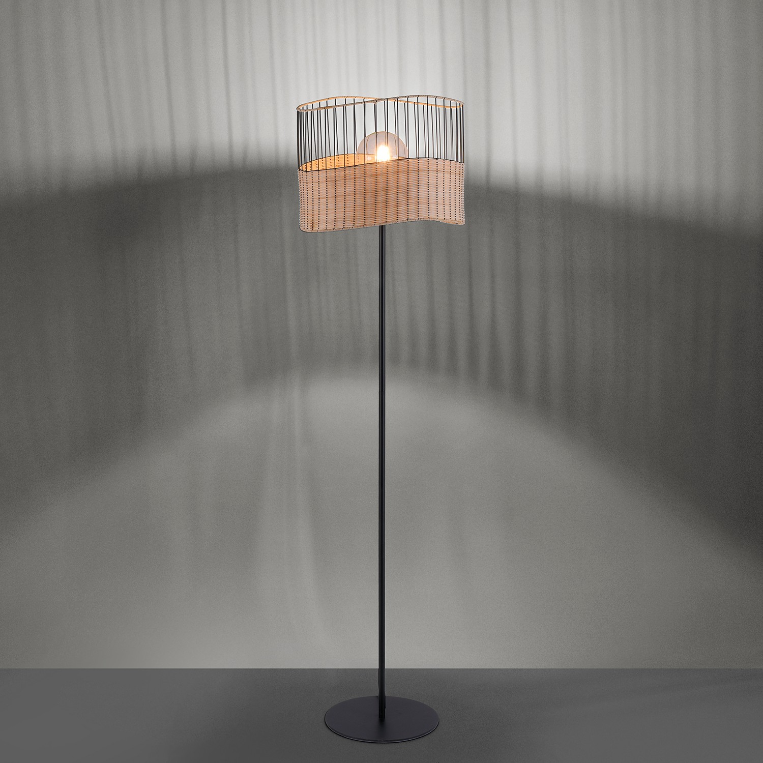 Lampadaire Reed