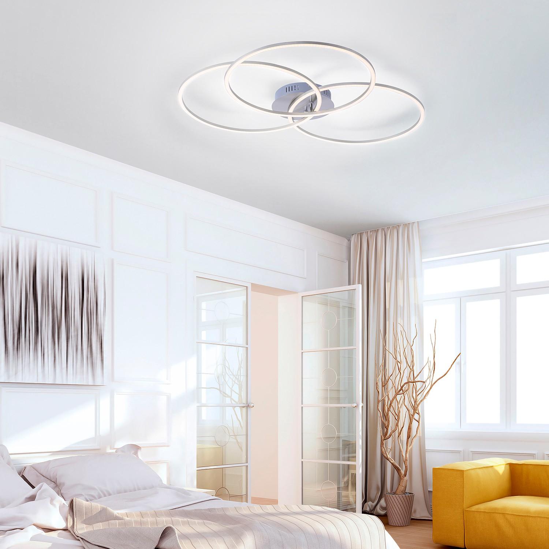 home24 LED-Deckenleuchte Ivanka IV