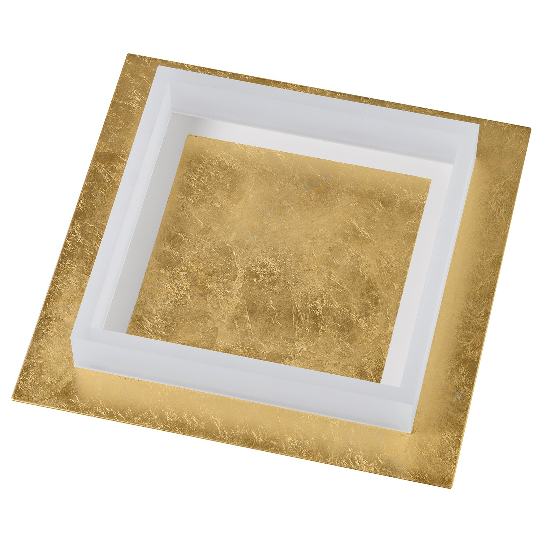 home24 LED-Deckenleuchte Square I