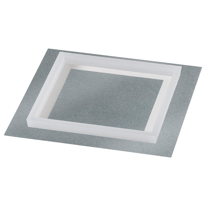 home24 LED-Deckenleuchte Square II