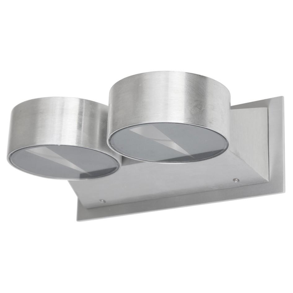 home24 LED-Wandleuchte Rajka I