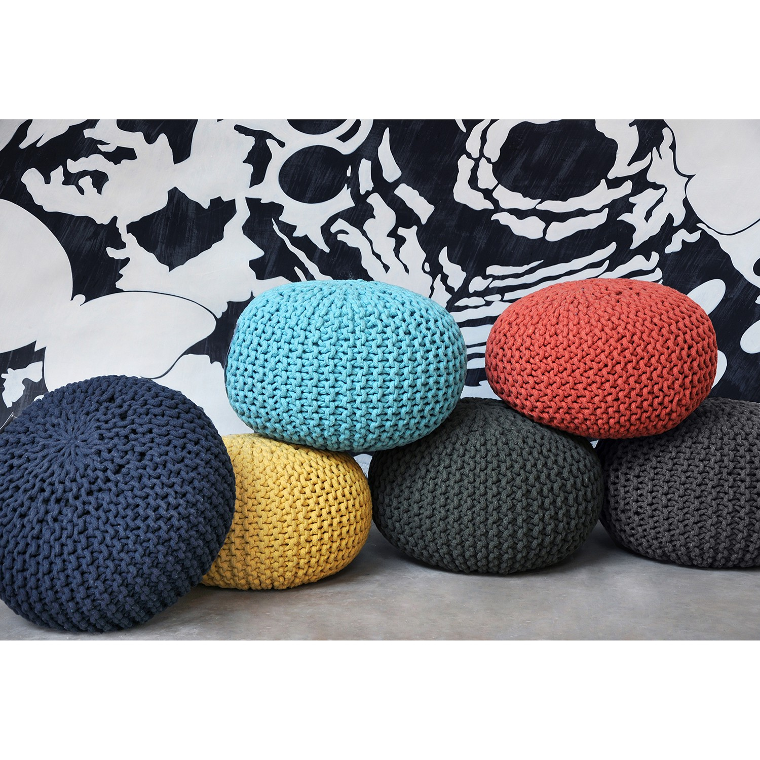 Pouf Quily, home24
