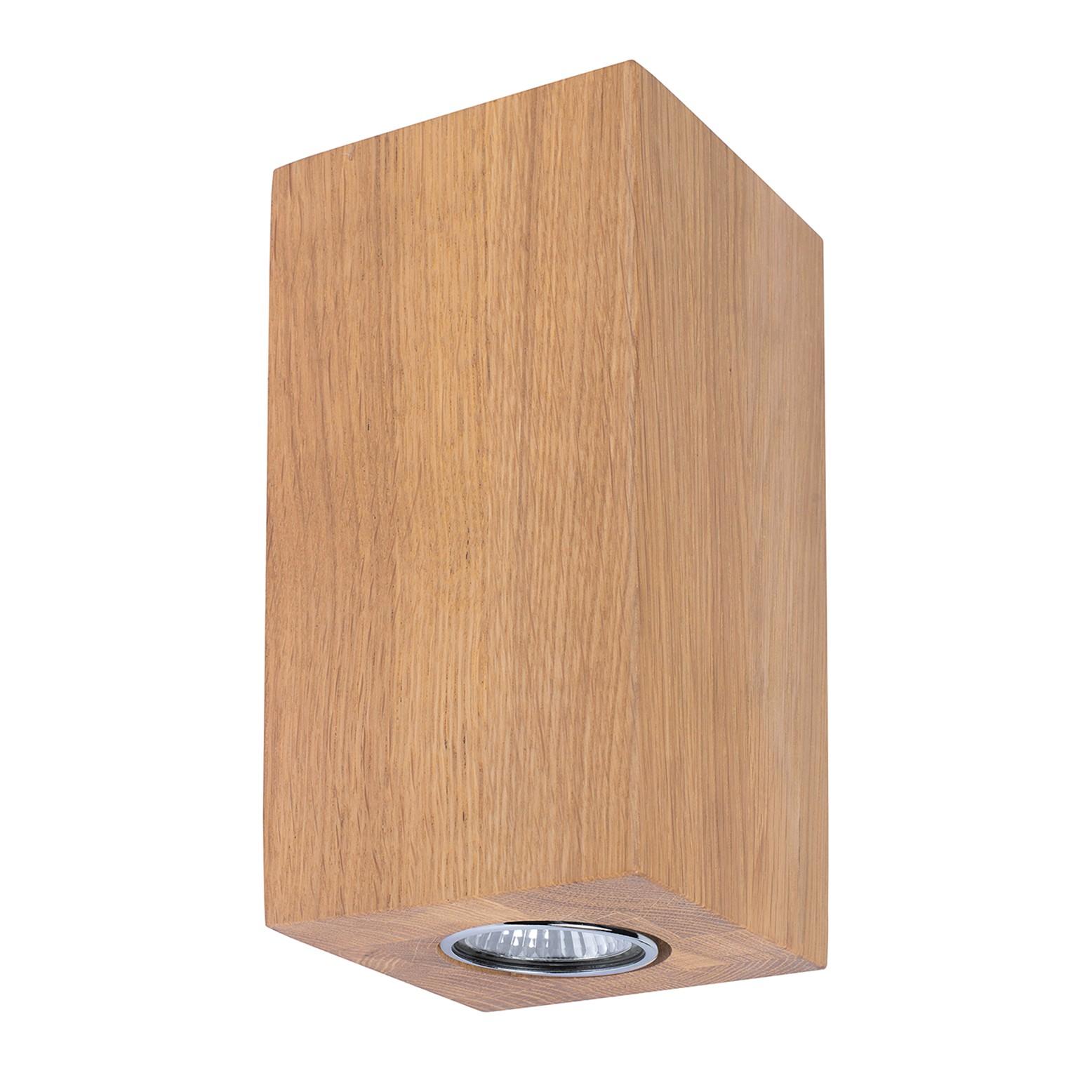 home24 LED-Wandleuchte Wooddream Wall III