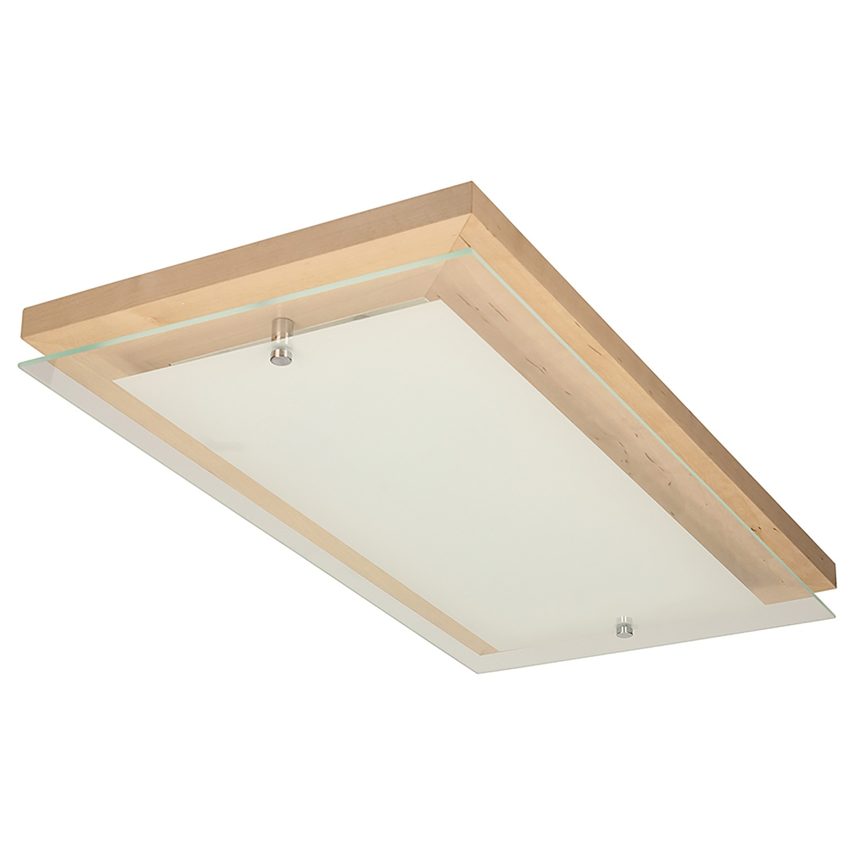 home24 LED-Deckenleuchte Finn VI
