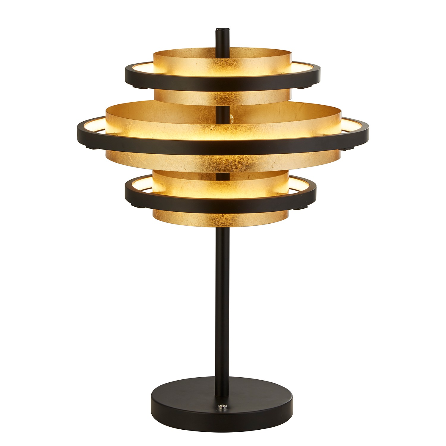 home24 LED-Tischleuchte Hive