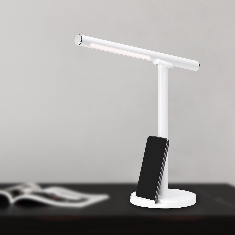 LED-Tischleuchte Breos, Briloner