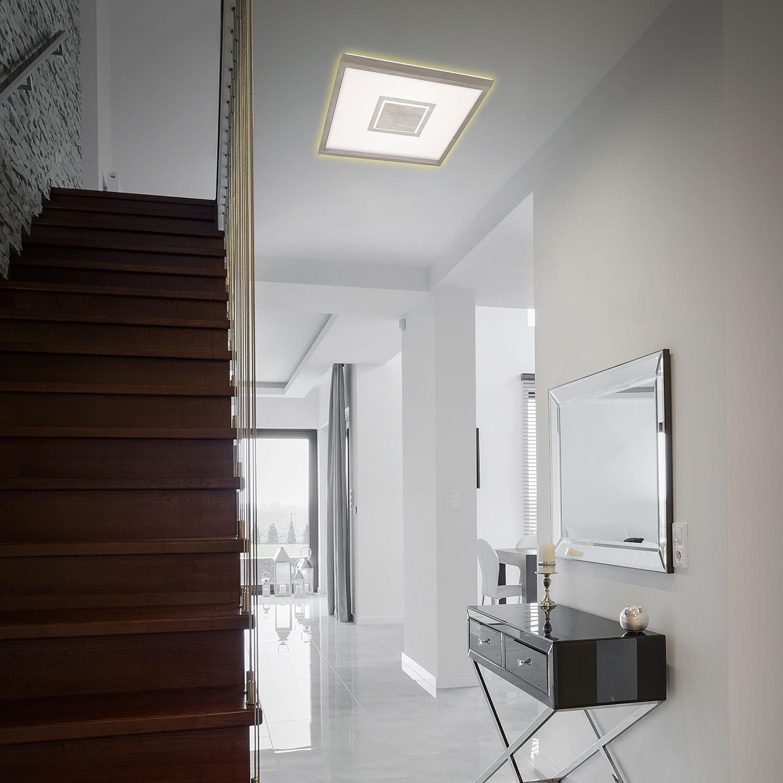home24 LED-Deckenleuchte  Geo