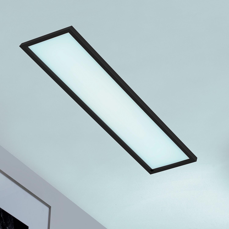 home24 LED-Deckenleuchte  Geo Basic